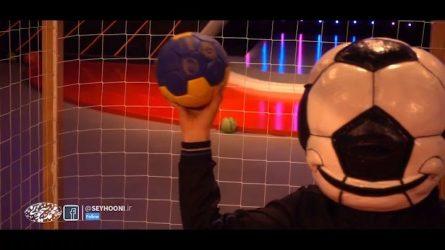 دومین تیزر مسابقه شوتبال با اجرای امیر حسین رستمی از شبکه نسیم پخش شد ( شرایط ثبت نام در مسابقه )